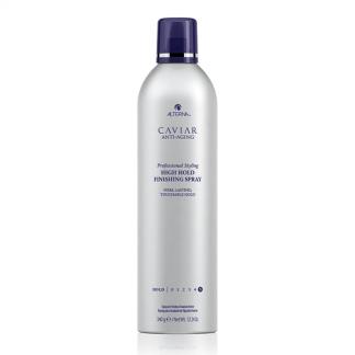 Alterna Caviar Anti-Aging Professional Styling High Gloss Finishing Spray 5 Hold 340ml