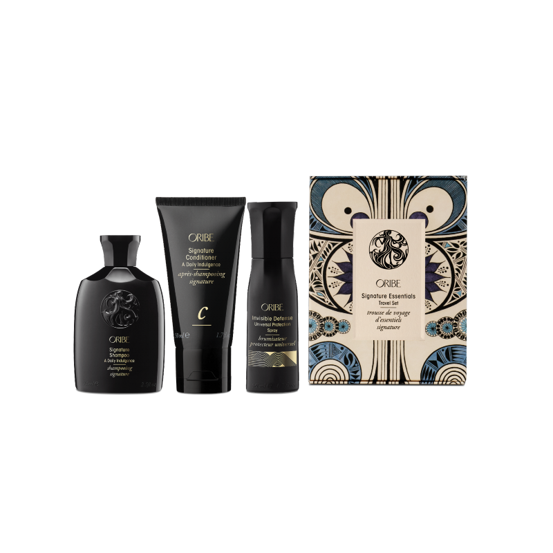 Oribe Signature Essentials Travel Set