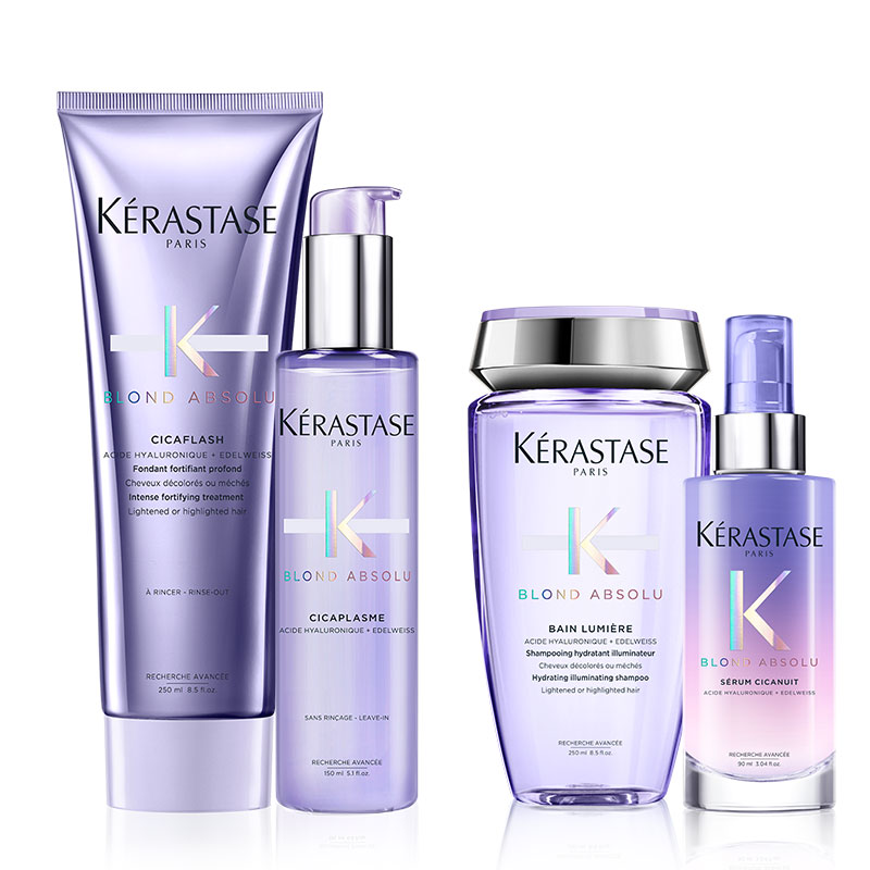 Kerastase Sunkissed Blonde Hair Bundle