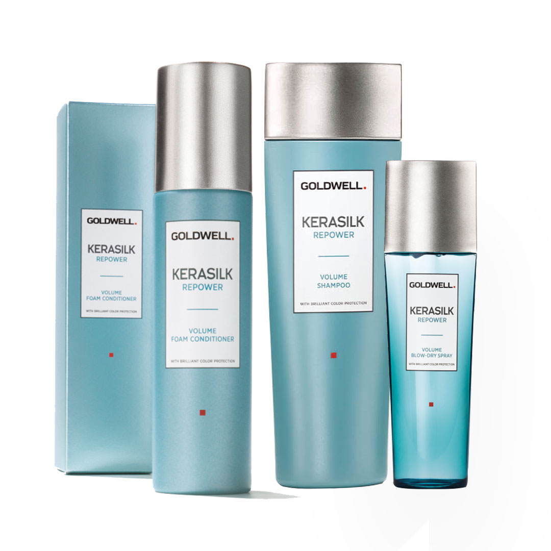 Kerasilk Repower Volume Bundle