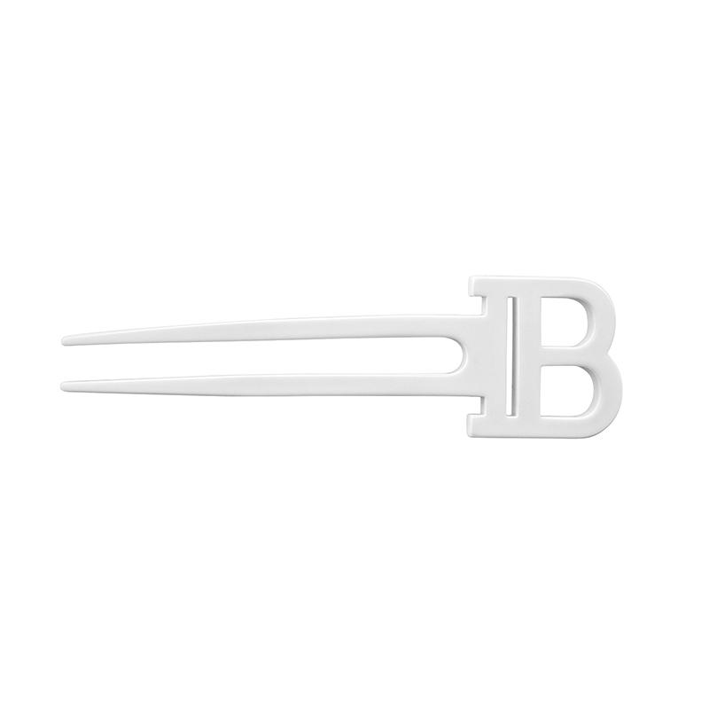 Balmain-Limited-Edition-Hair-Fourche-White